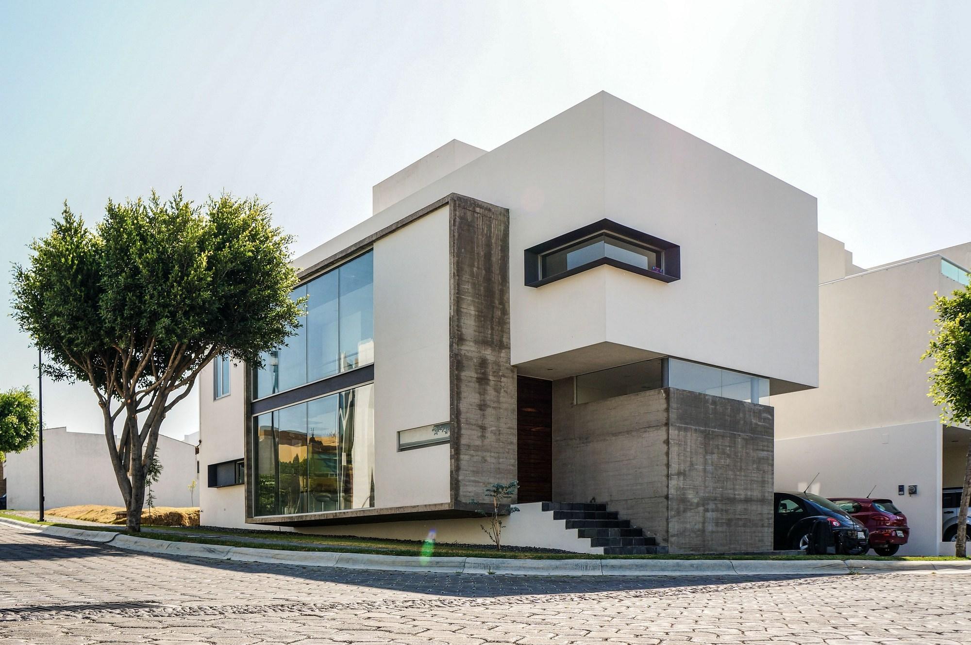 Casa orea dionne arquitectos plataforma arquitectura for Arquitectura casa