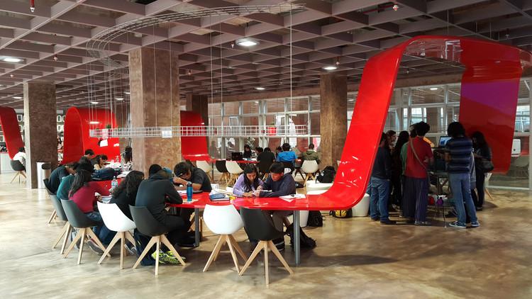 Mesa Uno / YUPANA Arquitectos, Cortesía de Yupana Arquitectos