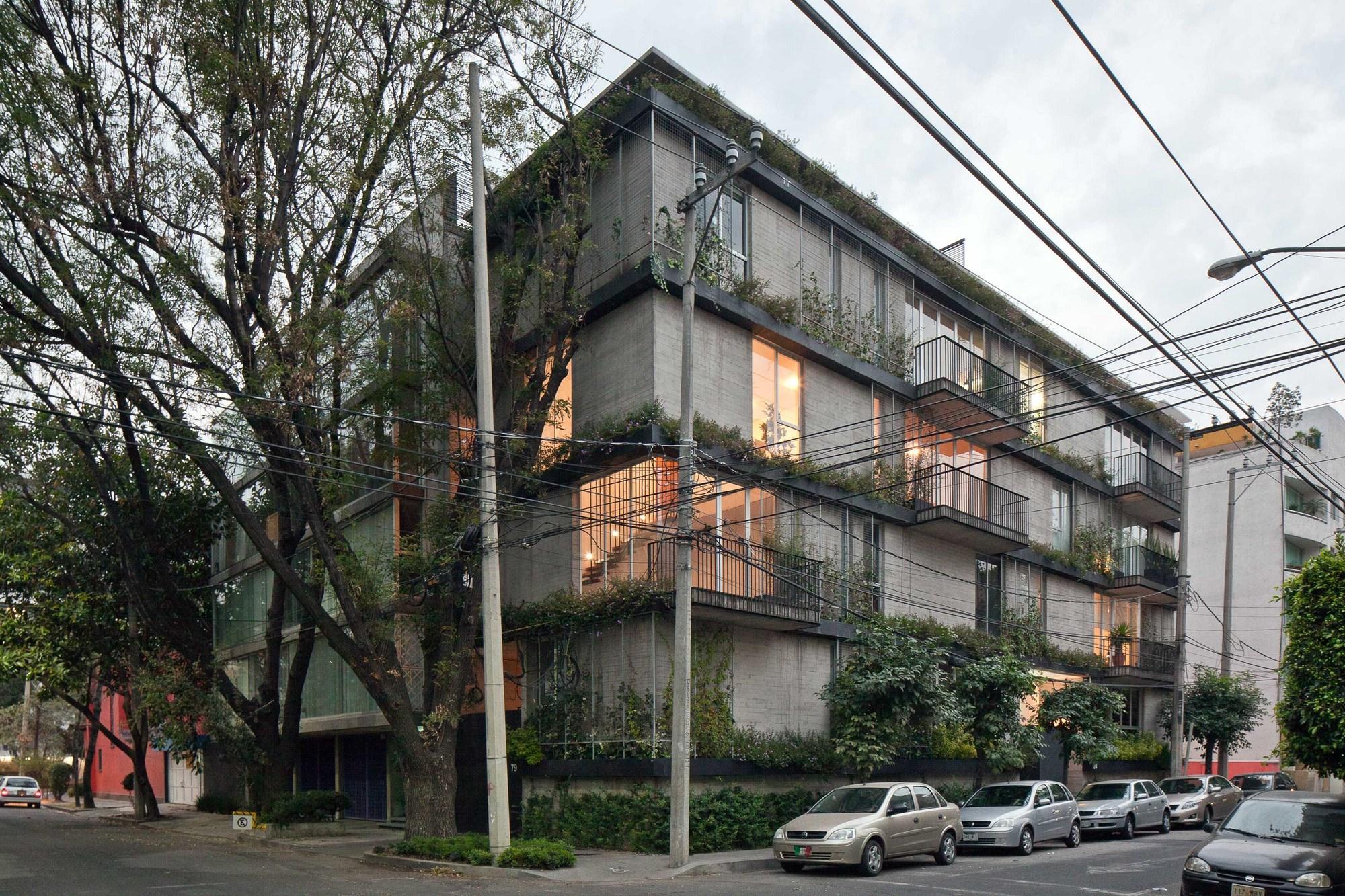 Hera 79 / dmp arquitectura