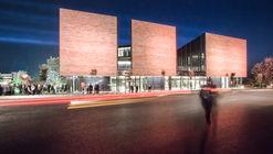 Ayuntamiento de Byblos / Hashim Sarkis