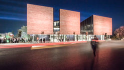 Byblos Town Hall / Hashim Sarkis