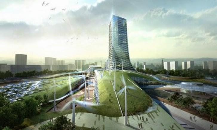 México propone la primera ciudad inteligente en Latinoamérica, vía mundokarlafernandez.blogspot.mx