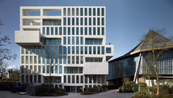 Holland Green / OMA + Allies & Morrison