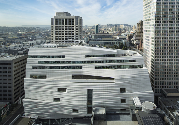 Tour the Technical Features of Snøhetta's New SFMOMA with WIRED, © Henrik Kam