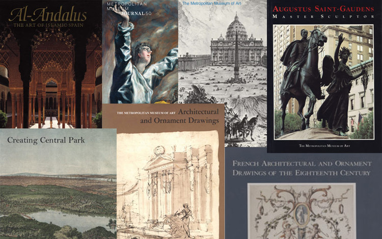 7 Free Architectural History Books You Can Download From The Met, © The Met