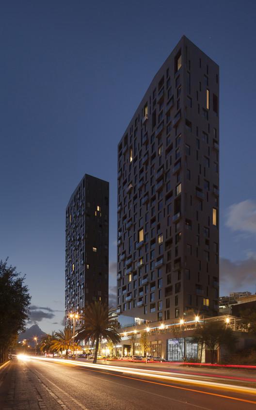 Torres Magma / GLR arquitectos