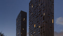 Magma Towers / GLR Arquitectos