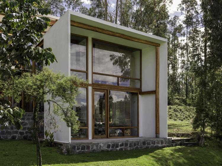 La Merced House / Emilio López Arquitecto, © Ramiro Salazar