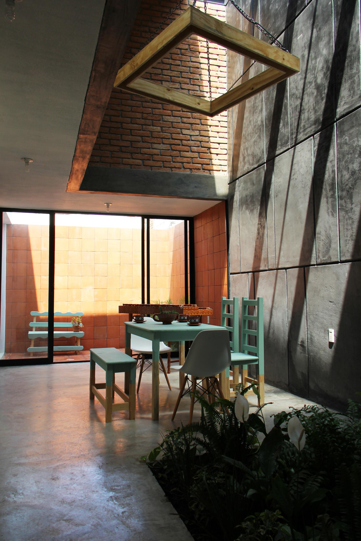 Galer a de casa tadeo apaloosa estudio de arquitectura y - Arquitectura de diseno ...