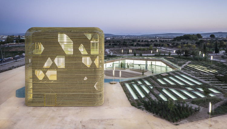 Congress Center and Auditorium 'Vegas Altas'  / Pancorbo + de Villar + Chacon + Martin Robles, © Jesús Granada