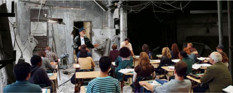 Escuela de Verano 2016, Critical Concrete en Porto, vía Critical Concrete