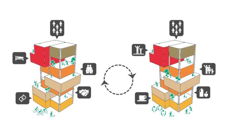 c mo dise ar una vivienda social sustentable la. Black Bedroom Furniture Sets. Home Design Ideas