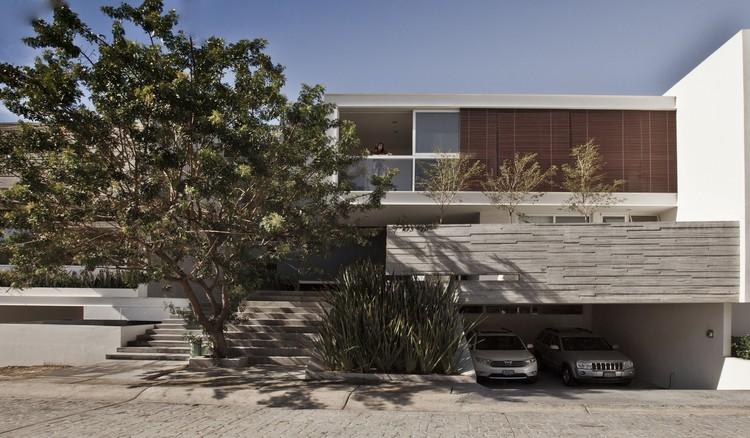 Casa Palmas Seis / POMC arquitecto, © Magui Manzano Morales