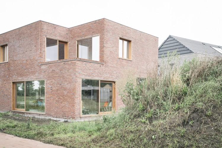 Casa CM / Bultynck Kindt architecten, © studiowunderkammer.be