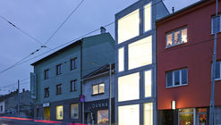 Mixed Use House  / Makovský & partners