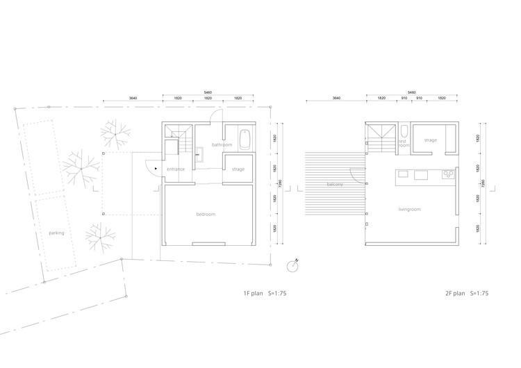 Module Grid House / Tetsuo Yamaji Architects   ArchDaily