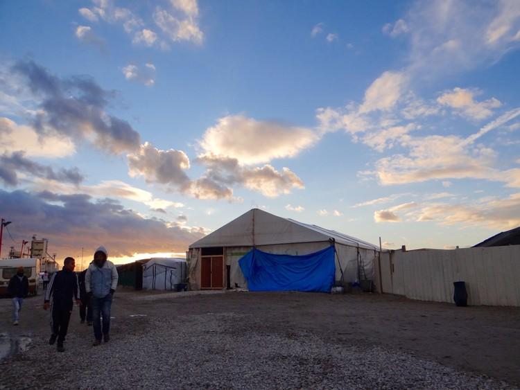 'Reinventar Calais', la propuesta de PEROU para enfrentar la crisis migratoria, © Ana Rodríguez
