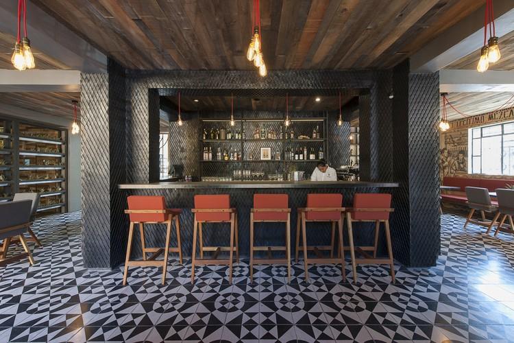 Mezcal Bar / EZEQUIELFARCA arquitectura y diseño   ArchDaily