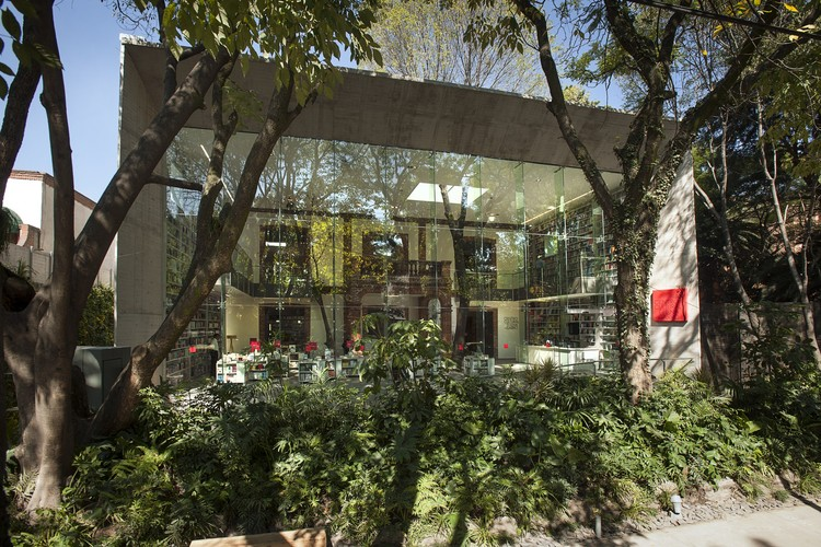 Centro Cultural Elena Garro / Fernanda Canales + arquitectura 911sc, © Jaime Navarro