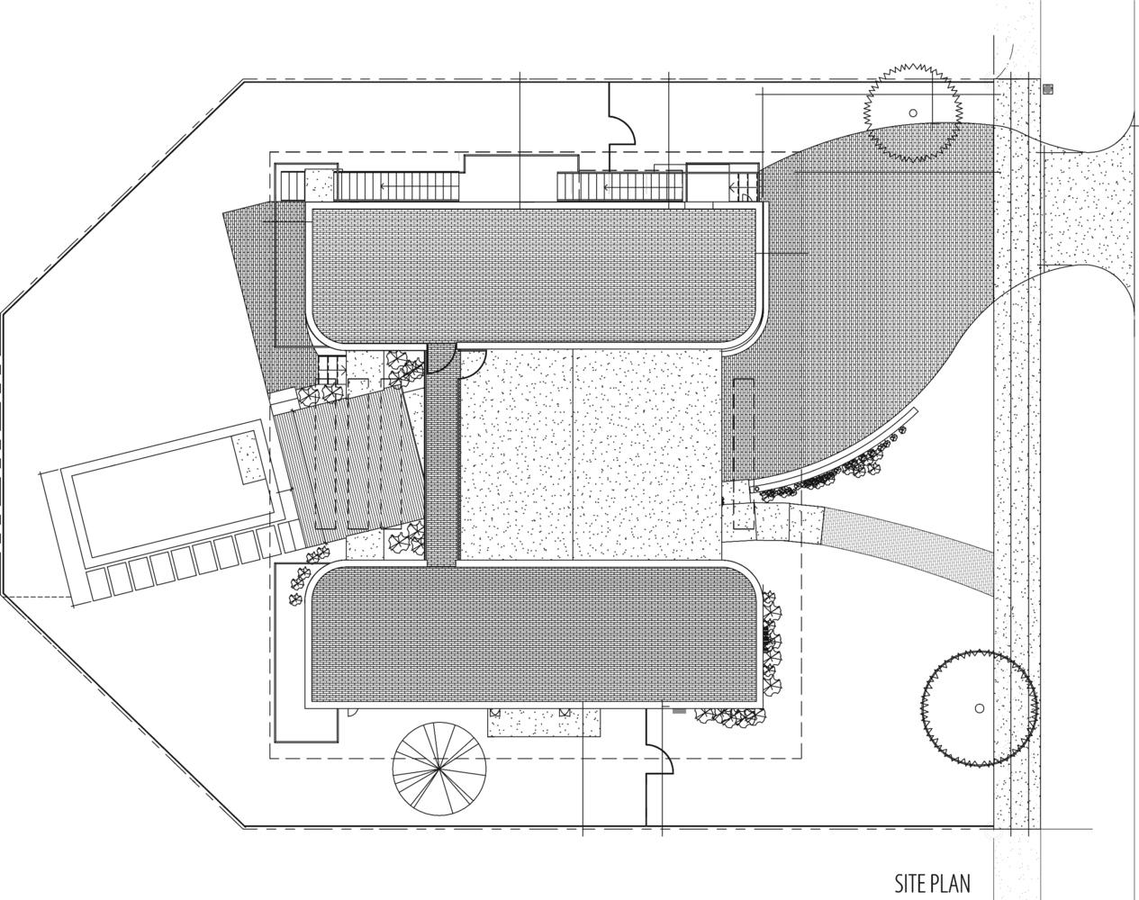 High Quality Dilido Haus,Site Plan