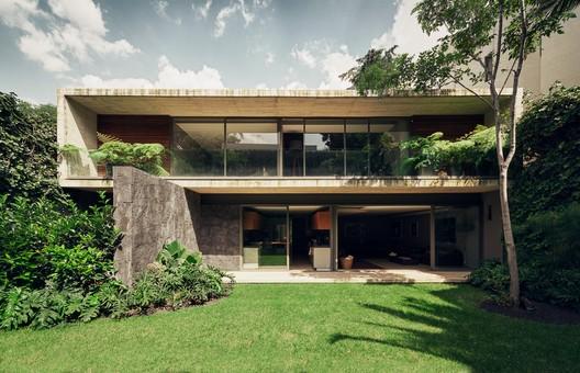 Casa Sierra Leona / JJRR/ARQUITECTURA