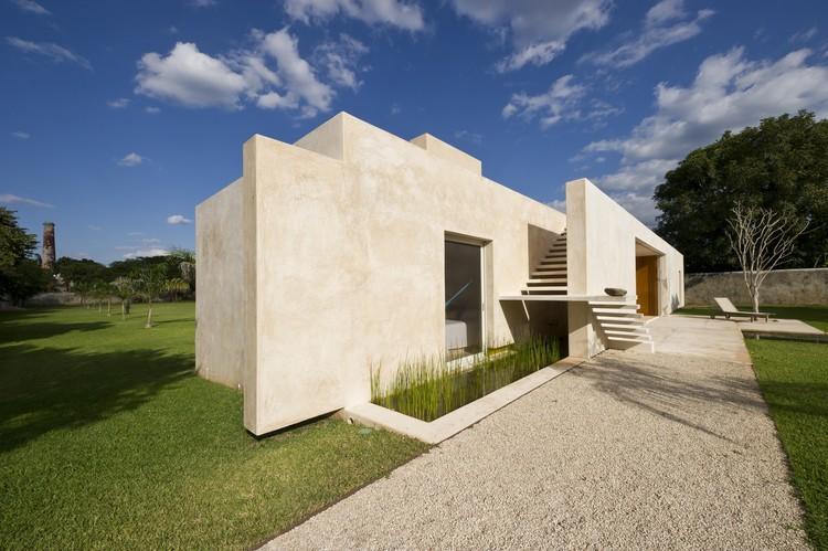 Sac Chich Hacienda Reyes Rios Larrain Arquitectos Archdaily