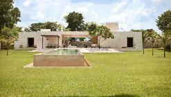 Fazenda Sac Chich / Reyes Ríos + Larraín Arquitectos