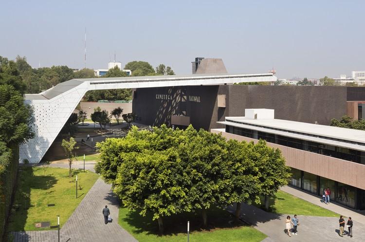 Cineteca Nacional Siglo Xxi Rojkind Arquitectos Archdaily