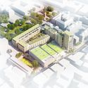 RSHP & GRIMSHAW AMONG 5 SHORTLISTED FIRMS FOR FINSBURY LEISURE CENTRE