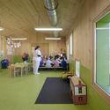 Ampliaci n de escuela infantil en zubieta estudio urgari for Muebles etxeberria