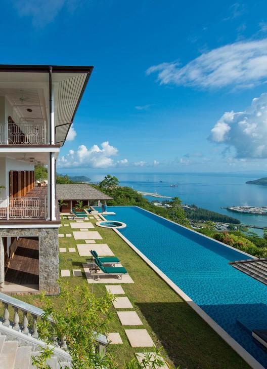 Las Seychelles realizarán su primera presentación en la Bienal de Venecia 2016, Royal Palm Residences, Villa 1. Imagen © Sebastian Posingis