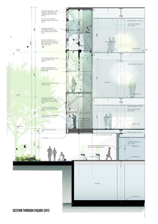 Loja de departamentos liverpool insurgentes rojkind for Que es arquitectonico wikipedia