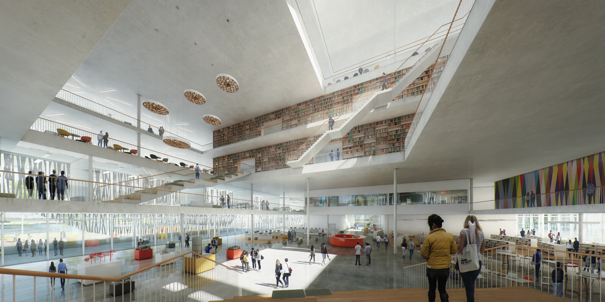 Surrey City Hall Architect