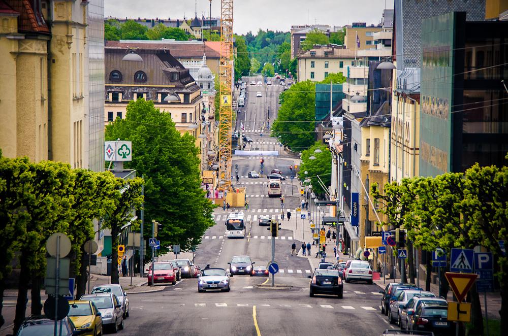 El plan de Finlandia para promover el uso del transporte público