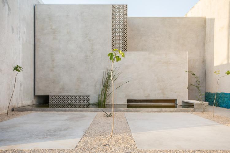 Casa Gabriela / TACO taller de arquitectura contextual, © Leo Espinosa