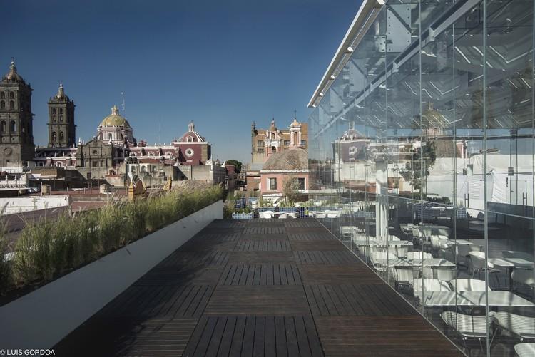 Amparo Museum / TEN Arquitectos, © Luis Gordoa
