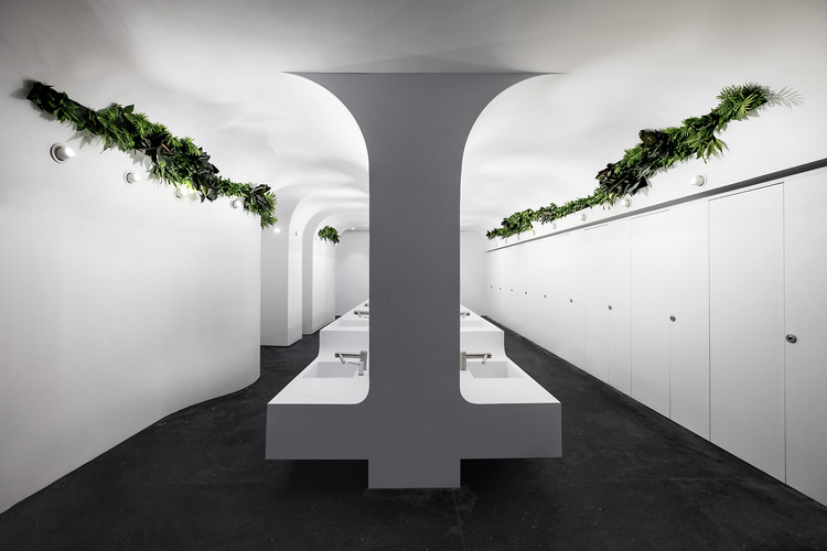 TaiKoo Hui Sustainable Toilet / Ida&Billy Architects, Courtesy of Ida&Billy Architects Ltd.
