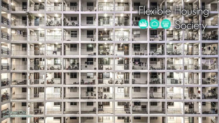Concurso de ideas 'Flexible Housing Society', Concurso Flexible Housing - Society