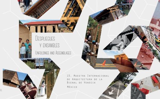 Se presentará publicación de arquitectura participativa mexicana en la Bienal de Venecia