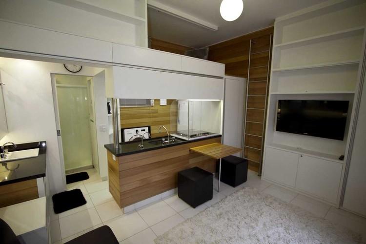 Apartamento em Ipanema / Baumann Arquitetura, © Maurício Stal