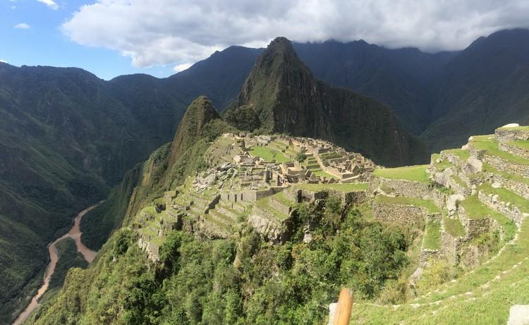 Reflexiones de un estudiante: ¿es arquitectura lo que nos están enseñando?, Imagen 3. Machu Picchu, Cusco. Image © Miguel Córdova Ramírez
