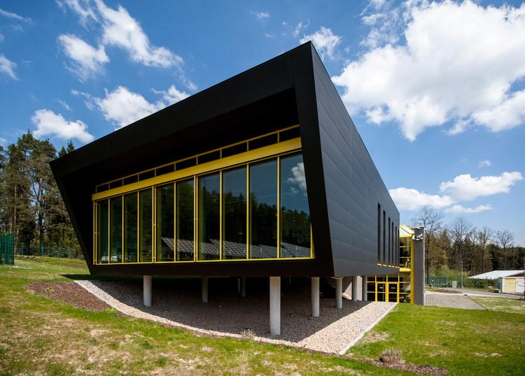 Centro de Control de Red de Media Tensión / Architekturbüro Steidl, Cortesía de Architekturbüro Steidl