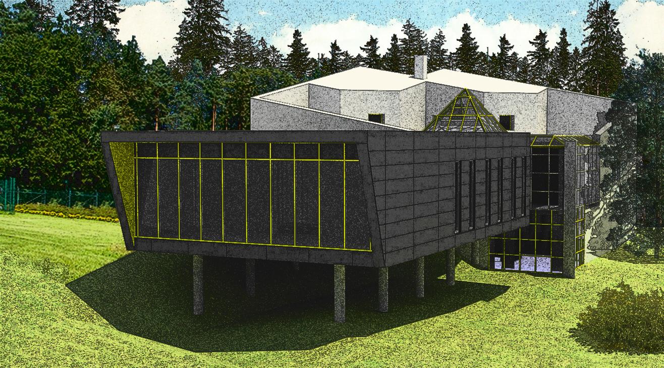 Gallery of Medium Voltage Grid Control Center / Architekturbüro ...