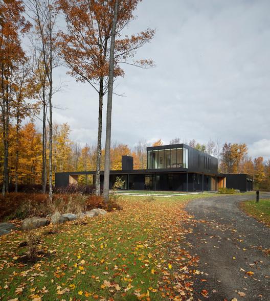 Rosenberry Residence  / Les architectes FABG , © Steve Montpetit