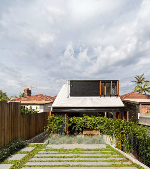 Casa Down Size Up Size  / Carterwilliamson Architects , © Brett Boardman