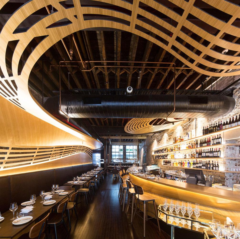 Lot 1 café bar restaurant brett boardman
