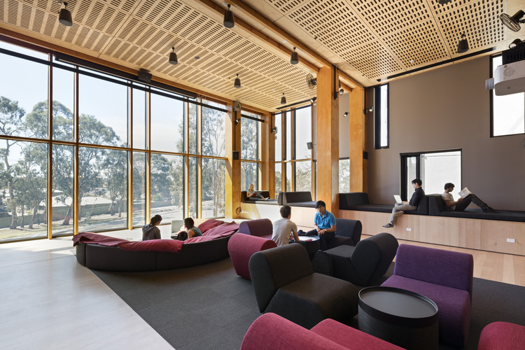 Rmit Bundoora West Student Accommodation Rma Archdaily