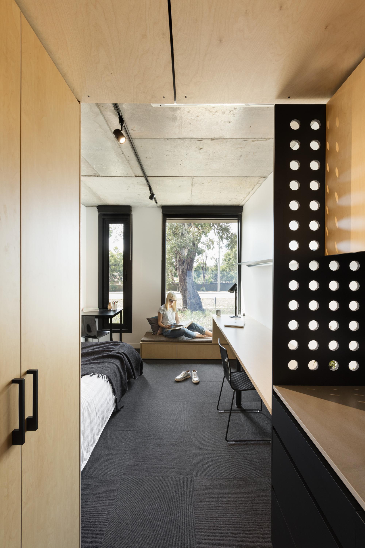 Student Dorm Room: Gallery Of RMIT Bundoora West Student Accommodation / RMA