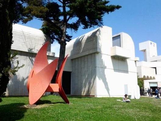 Clásicos de Arquitectura: Fundación Joan Miró / Josep Lluís Sert, © Ana Rodríguez