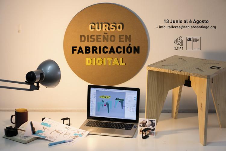 Curso Diseño en Fabricación Digital